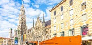 Erster E-LKW für München - emissionsfrei unterwegs in der Landeshauptstadt