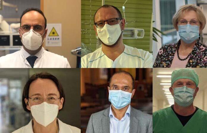 Stimmen der München Klinik: Wie erleben Mitarbeitende im Krankenhaus die Pandemie?