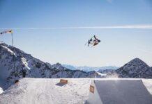 FIS Freeski World Cup Stubai Startnummer 1 ist Trumpf am Stubaier Gletscher