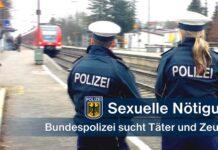 Sexuelle Nötigungen in der S-Bahn - Bundespolizei sucht nach Täter und Zeugen