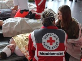 5.12. Tag des Ehrenamtes - 260.000 ehrenamtliche Einsatzstunden beim Münchner Roten Kreuz