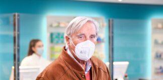 Verteilung kostenloser FFP2-Schutzmasken beginnt morgen