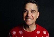 """Robbie Williams veröffentlicht Musikvideo zu """"CAN'T STOP CHRISTMAS"""""""