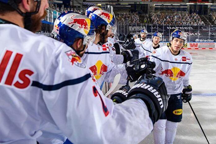 Red Bulls gewinnen in Straubing nach Penaltyschießen