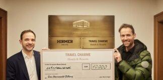 Travel Charme Hotels & Resorts unterstützt Stiftung von Markenbotschafter Sven Hannawald