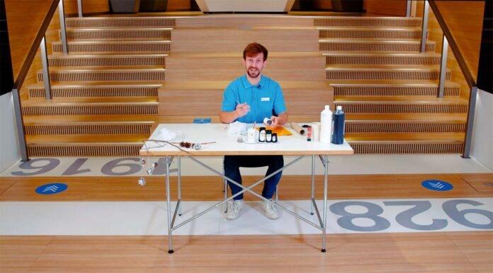 Auf die Plätze, fertig, basteln: Das BMW Group Junior Programm stellt winterliche Bastelanleitungen zur Verfügung