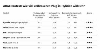 Plug-in-Hybride