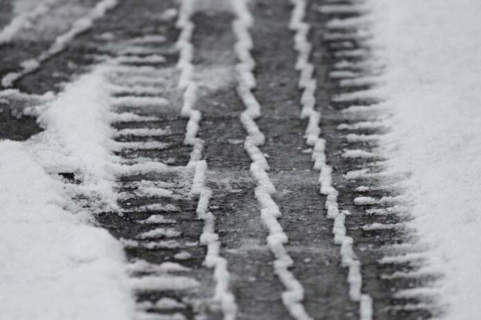 Winterreifen, angepasste Geschwindigkeit und Ruhe