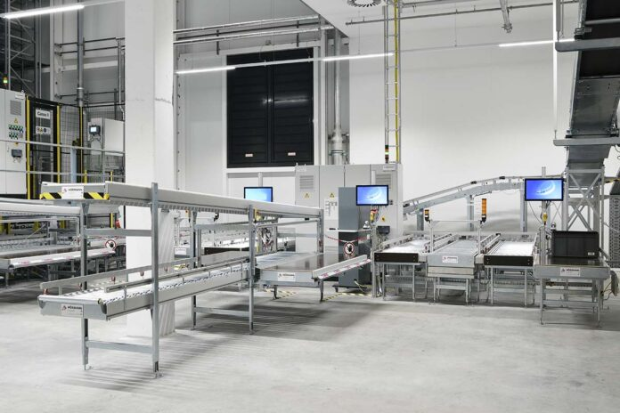 24.000 Quadratmeter Lagerfläche am Airport unter einem Dach: Neues Logistikzentrum am Münchner Flughafen geht in Betrieb