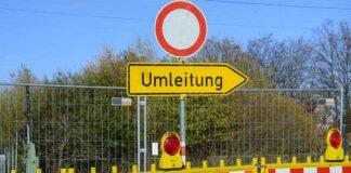 Teilsperrung der Paul-Heyse-Unterführung für Energie-Baustelle und Sanierung