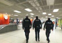 Hauptbahnhof: Schneller Fahndungserfolg - Bundespolizei stellt Dieb