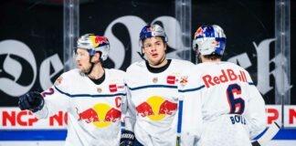 EHC Red Bull München: Auswärtssieg in Nürnberg