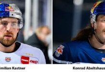 EHC Red Bull München: Kastner verletzt, Operation bei Abeltshauser