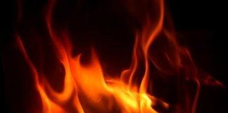 Großbrandversuche auf dem Campus Garching