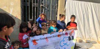 Findelkind-Sozialstiftung unterstützt erneut Zeltschule e.V.