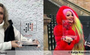 Frauen-Trio an Doppelspitze der Offiziellen Deutschen Charts