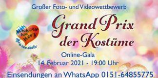 """Mitmachen beim Digitalen """"Grand Prix der Kostüme"""""""