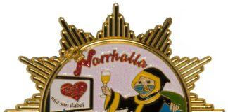 Narrhalla Prunkorden am Band 2021 vorgestellt