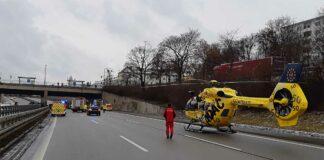 Laim: Mann stirbt bei Verkehrsunfall