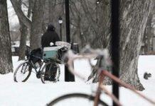 Übernachtungsschutz für Obdachlose in der Lotte-Branz-Straße