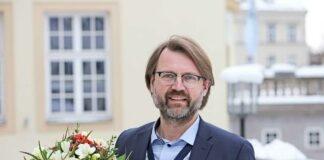 Florian Kraus zum neuen Stadtschulrat gewählt