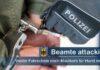 Hauptbahnhof: 36-Jähriger greift Beamte an
