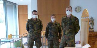 Corona: Universität der Bundeswehr unterstützt Altenheime
