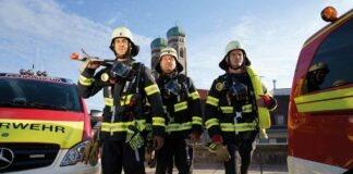 Feuerwehr München erhält Hightech-Schutzbekleidung