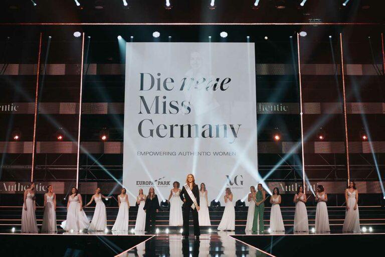 Anja Kallenbach ist Miss Germany 2021 - Nachrichten München