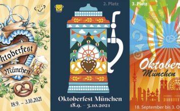 Oktoberfest-Plakatwettbewerb 2021: Das offizielle Plakatmotiv steht fest