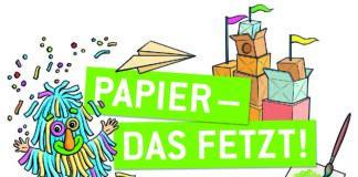 """""""Papier – das fetzt!"""": """"Tag der kleinen Forscher"""" 2021 – kostenfreies Aktionsmaterial für Kitas, Horte und Grundschulen"""