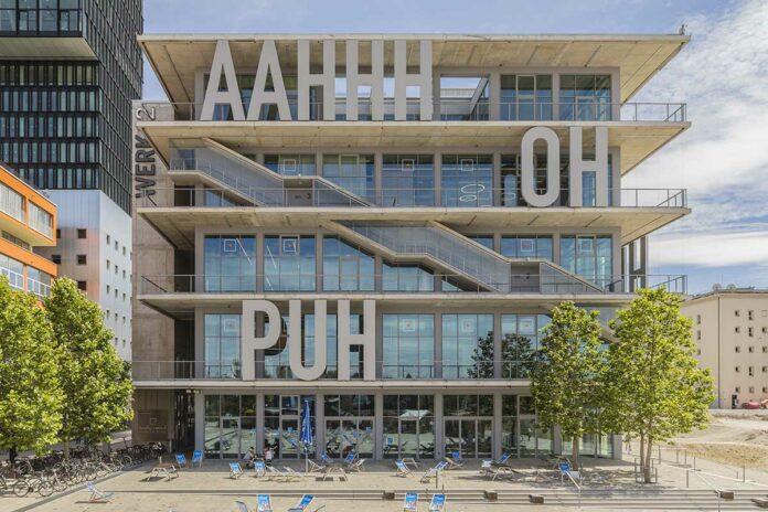 Ausgezeichnete Architektur: Das WERK12 erhält den DAM Preis 2021