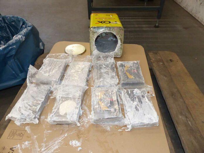 16 Tonnen Kokain: Zoll stellt Rekordmenge sicher