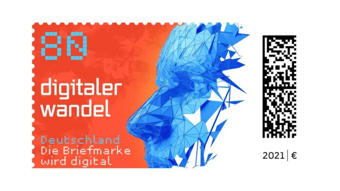 Deutsche Post führt neue Briefmarken-Generation ein - Sendeverfolgung durch Matrixcode