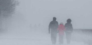 Schneesturm, Dauerregen und 15 Grad - Am Wochenende drohen Unwetter