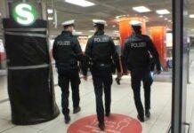 S-Bahnhaltepunkt Leienfelsstraße: Randalierer bedroht Reisende