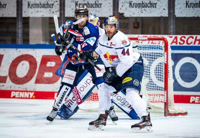 EHC Red Bull München mit Niederlage gegen Iserlohn
