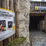 Hellabrunner Fledermausgrotte bleibt dauerhaft geschlossen