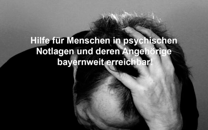 Krisendienste für Menschen in psychischen Notlagen unter der Rufnummer 0800-6553000 gestartet