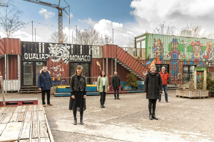 Ideenwettbewerb für's Container Collective – Die Jury hatte die Qual der Wahl