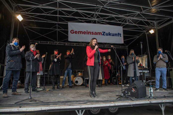 GemeinsamZukunft – friedliche & konstruktive Protestaktion gegen den Lockdown