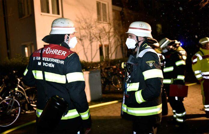 Pasing-Obermenzing: Kellerbrand sorgt für starke Rauchentwicklung