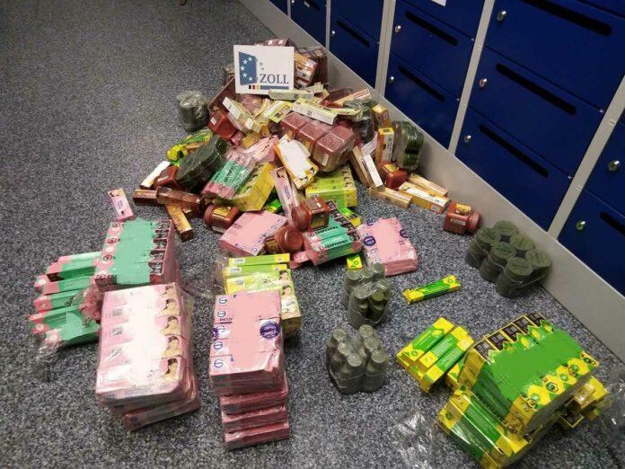 Flughafen München: Mit 110 Kg Übergepäck und rund 500 verbotene Cremes und Kosmetikartikel unterwgs