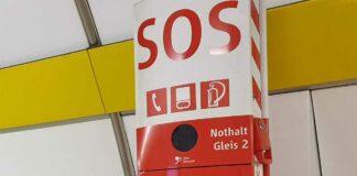 Freimann: 51-jährige in das U-Bahngleis gestürzt