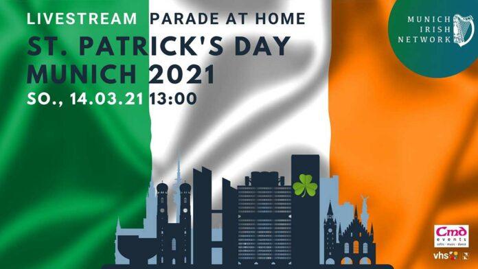26th St. Patrick's Day Festival – virtuelle Premiere am 14. März 2021