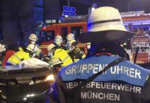 Poccistraße: Verkehrsunfall mit mehreren Verletzten