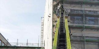 Giesing: Bauarbeiter nach Sturz schwer verletzt