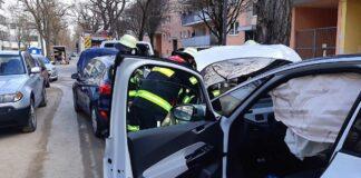 Giesing: Gas mit Bremse verwechselt - Auffahrunfall mit vier beteiligten Fahrzeugen