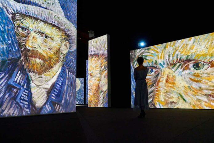 München: Van Gogh Alive erwacht im Utopia zum Leben
