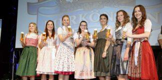 Wahl der 11. Bayerischen Bierkönigin 2021/2022